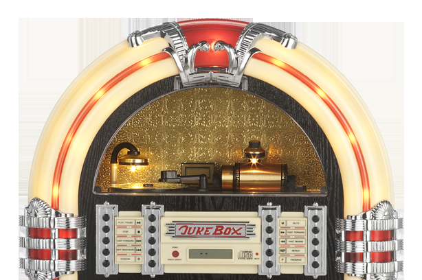 Jukebox 50's Music